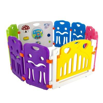 5664-1153-8+25664-1153 8+2 plastic baby playpen
