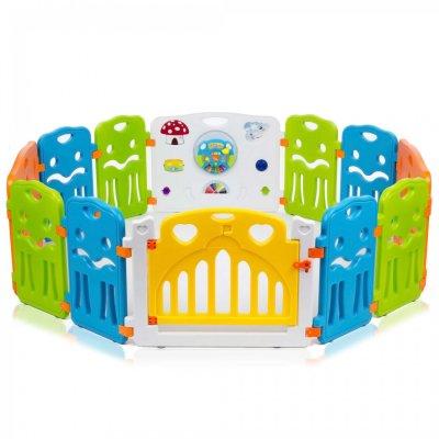 5664-1153-10+2 baby plastic playpen