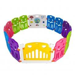 5664-1153-12+2 baby plastic playpen