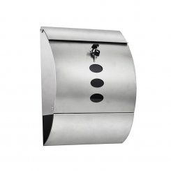 5662-0141 stainless steel mail box
