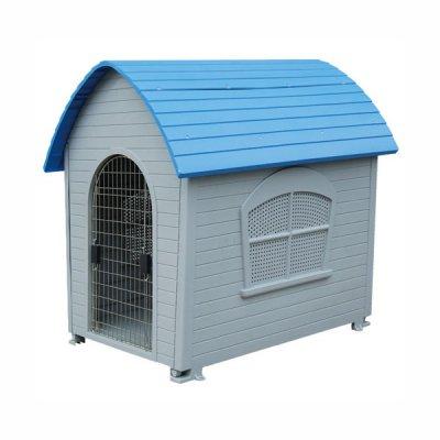 plastic dog house