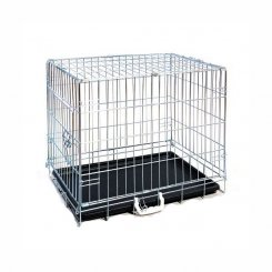 5663-0001s metal dog cage