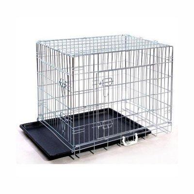 5663-0001 metal dog cage
