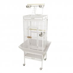 5663-0970 large parrot cage