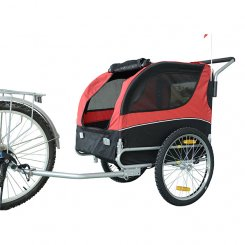 5663-0065 pet trailer for dogs