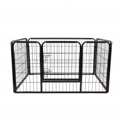5663-1307 metal dog playpen