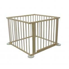 5664-0019 wooden baby playpen