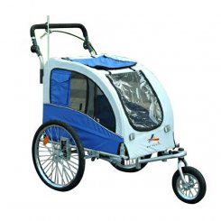 pet bike trailer