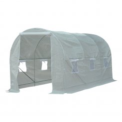 845-073 white greenhouse