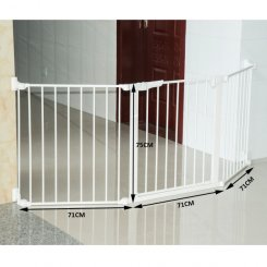 D06-013 pet safety gate