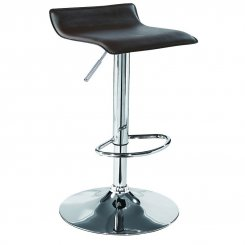 PU backless bar stools