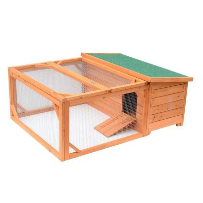 D3-0020 wooden chicken coop