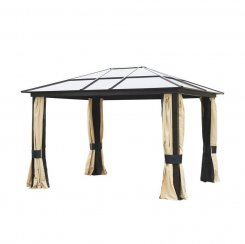 outdoor canopy gazebo