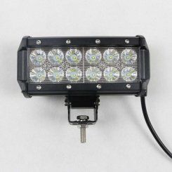 36w LED light bar