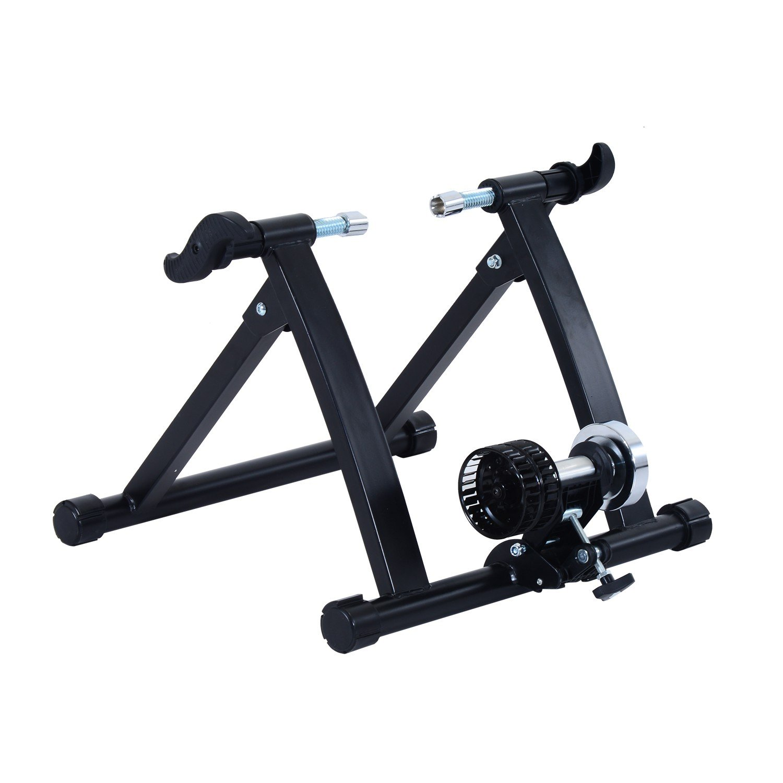 Adjustable Kinetic Indoor Bike Trainer Stand