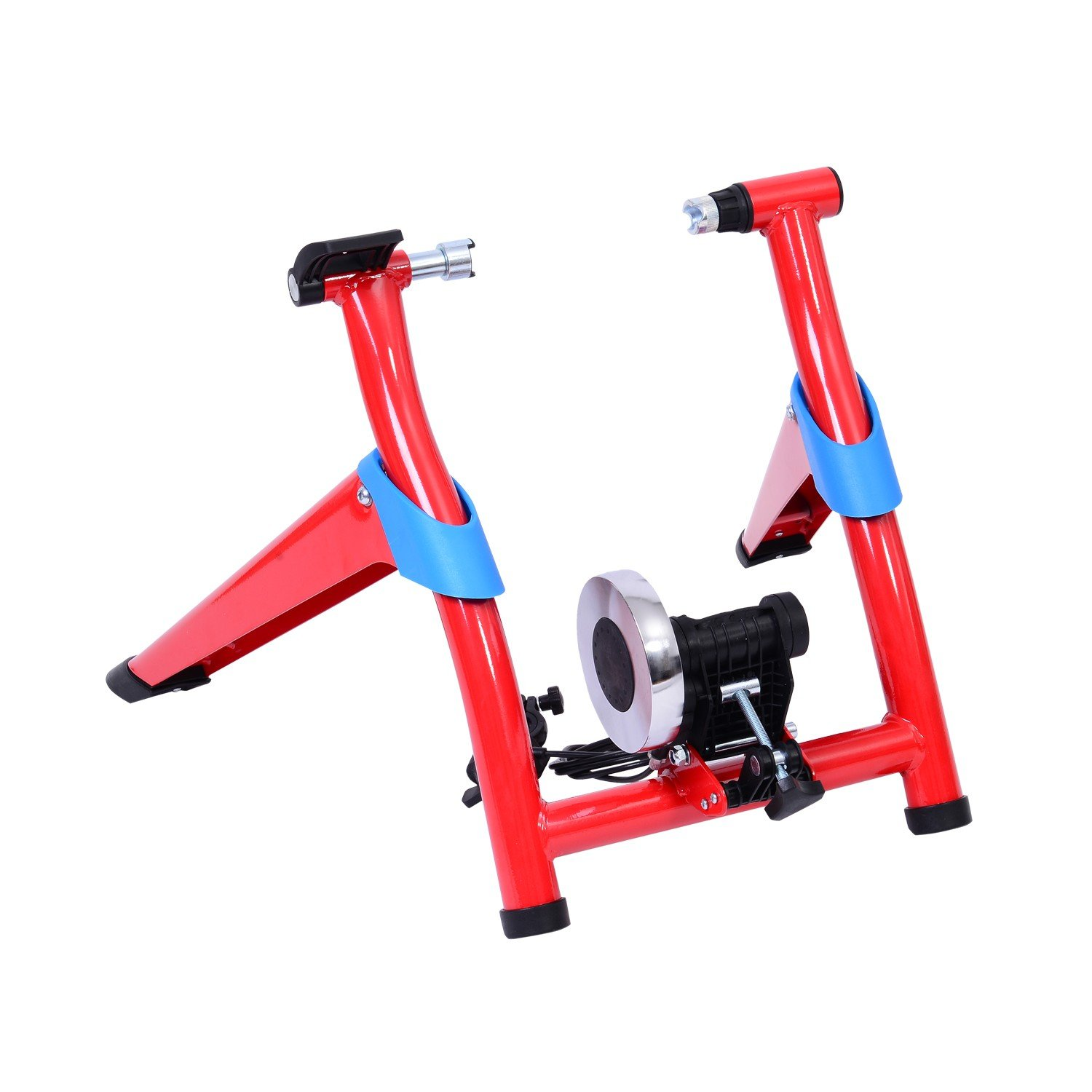 Magnetic Bike Bicycle Trainer Stand Indoor Exercise 8