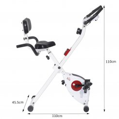 A90-019 Magnetic Exercise Bike