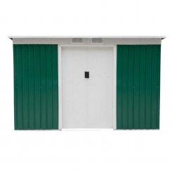 slide storage shed