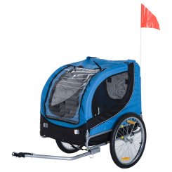 pet bicycle trailer