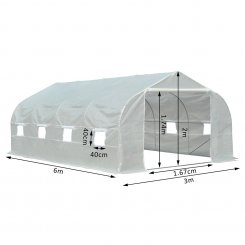 845-069 portable greenhouse