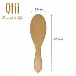 Small Oval Wooden Bursh 9204W-2