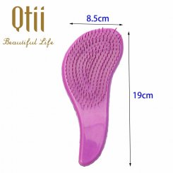 Detangling Hair Brush with Plating FHB-002-2