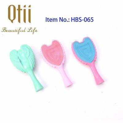 Angle's Wings Shape Detangling Hair Brush HBS-065-1