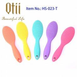 Detangler Hair Brush with Soft Nylon Pin HS-023-T-1