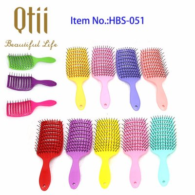 Professional Styling Hair Brush with Arched Design Head HBS-051-1