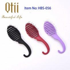 wet hair shower brush HBS-056-6