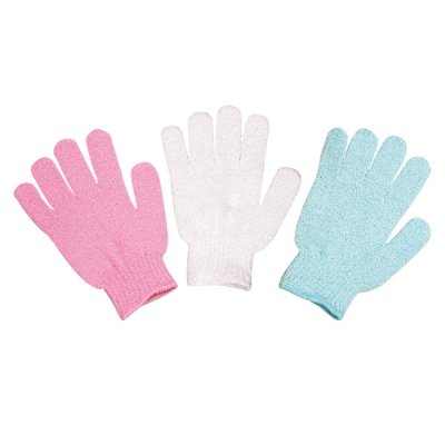 5109-0005 exfloating bath gloves