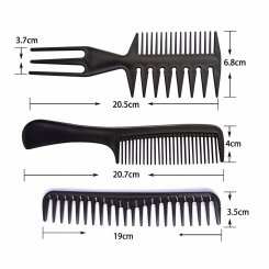 10pcs Hair Styling Comb set HCS-001-3