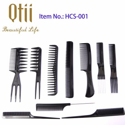 10pcs Hair Styling Comb set HCS-001